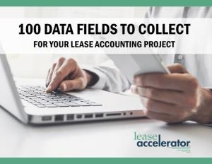 100 Data Fields to Collect from Your Leases