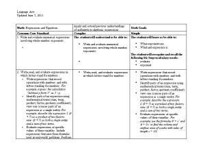 6 - L-S-Analysis of Oral Comprehension