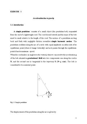 Acceleration Due to Gravity . Moment of Inertia of a Rigid Body