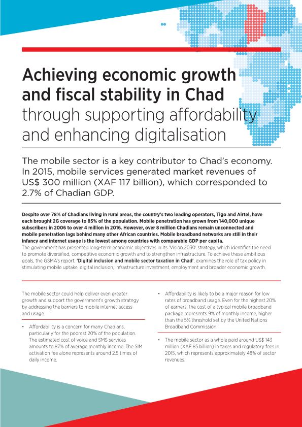 Achieving Economic Growth and Fiscal Stability in Chad