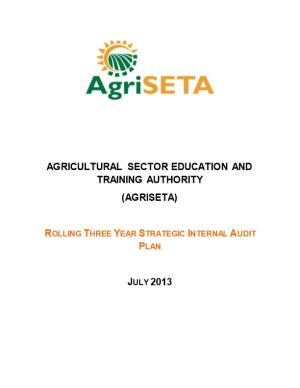 Agricultural Sector Education and Training Authority