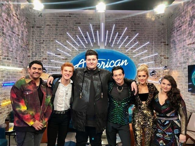 American Idol 2019 Top 6 Contestants