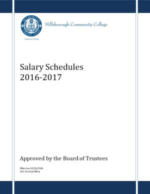 Approved by the Board of Trustees