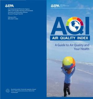 Aqi Air Quality Index
