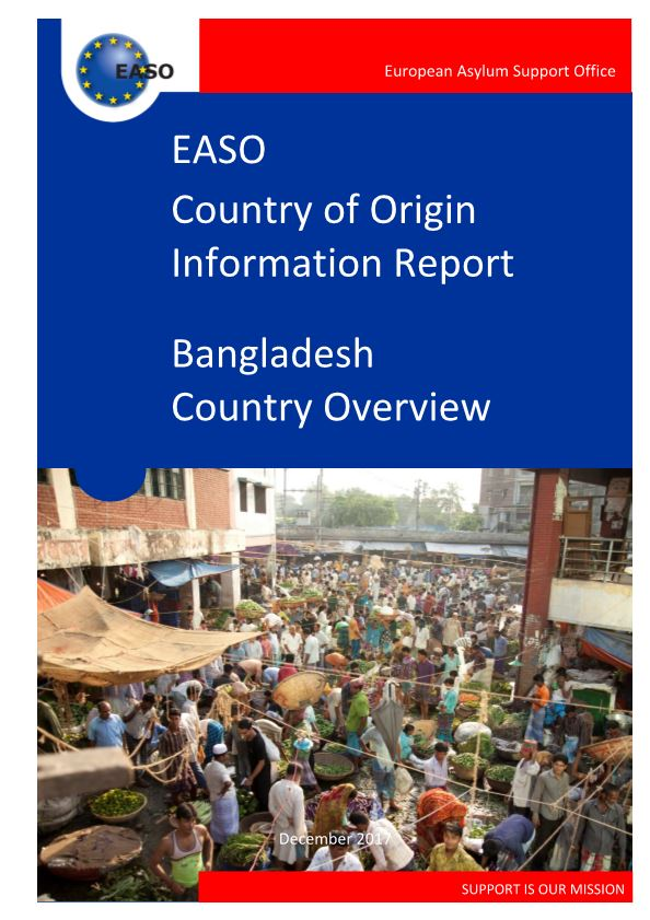 Bangladesh Country Overview