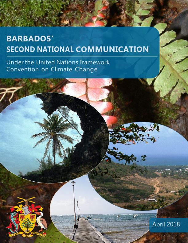 Barbados' Second National Communication