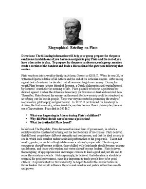 Biographical Briefing on Queen Elizabeth I