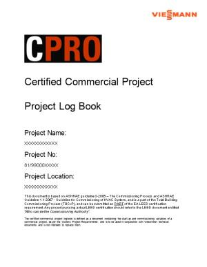 Certified Commercial Project