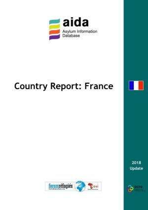 Country Report: France