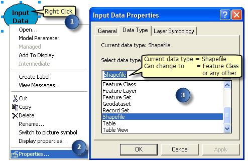 Changing variable data type