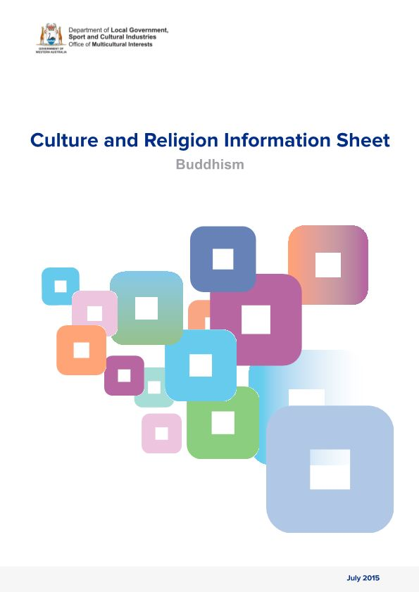 Culture and Religion Information Sheet