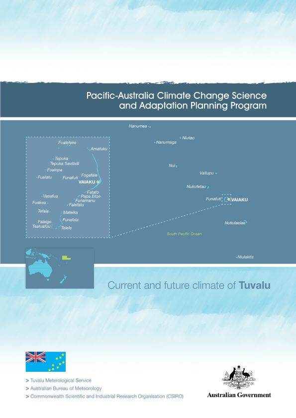 Current and Future Climate of Tuvalu