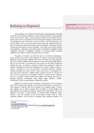 Defining an Engineer Ndu1
