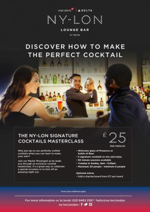 Discover How to Make the Perfect Cocktail