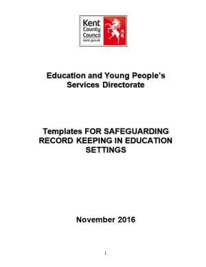 Education and Young People S Services Directorate