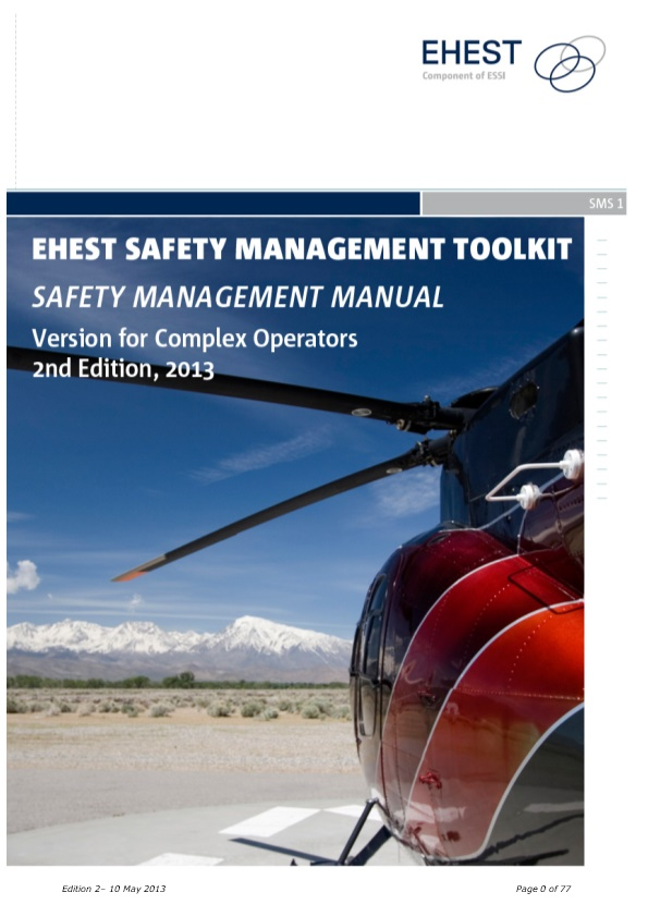 Ehest Sms Manual