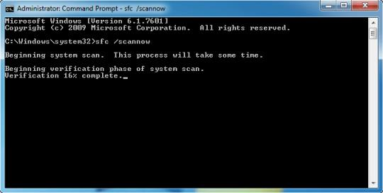 system file checker windows 10 png