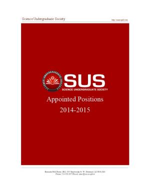 Executive Administrator (1 Position Available)