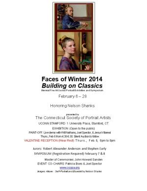 Faces of Winter 2014