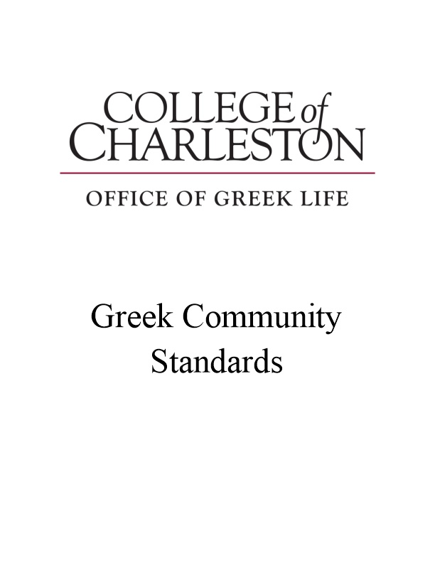 Greek Community Standards