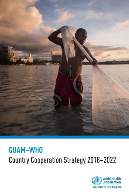 GUAM–WHO Country Cooperation Strategy 2018–2022