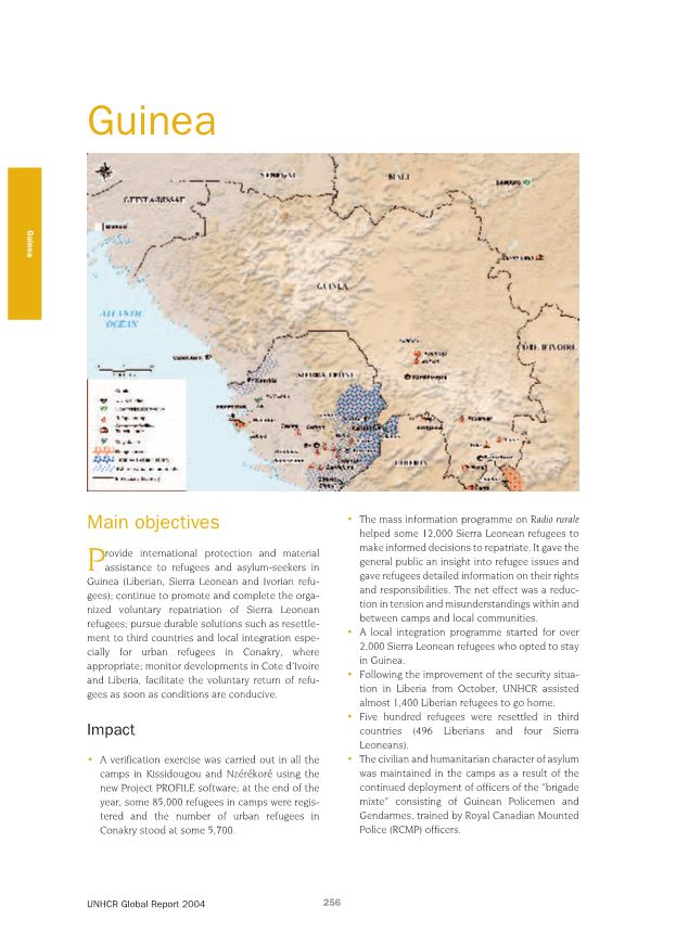 Guinea Overview