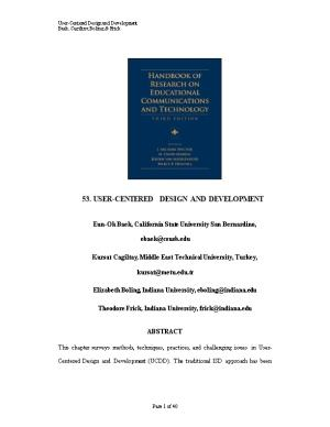 Handbook of Research on Educational and Communications Technology