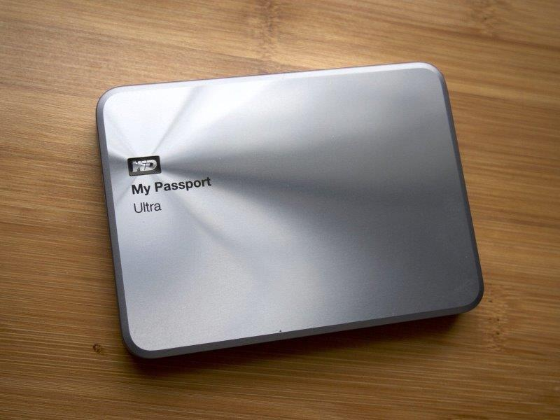 Use an external hard drive