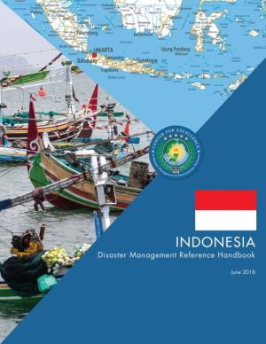 Indonesia Disaster Management Reference Handbook