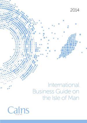 International Business Guide on the Isle of Man