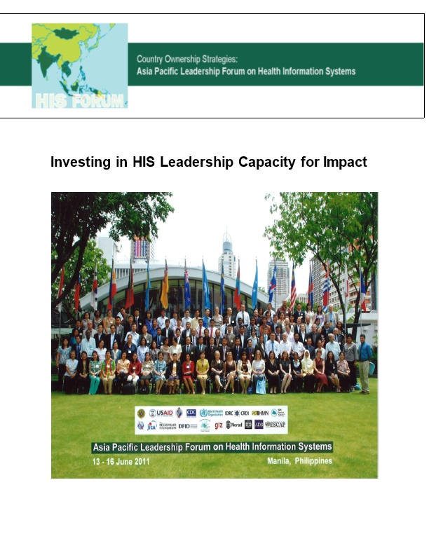 Investing in Leadership Capacity for Impact