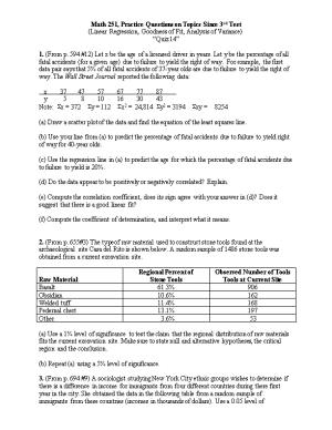 Math 251, Review for Final, Spring 2002