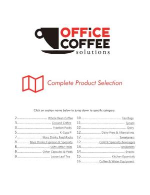 Office Coffee Solutions