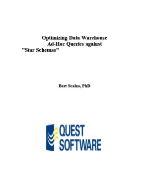 Optimizing Data Warehouse