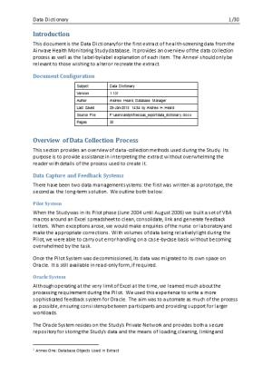 Overview of Data Collection Process