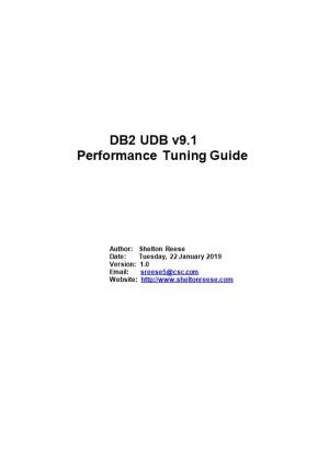 Performance Tuning Guide