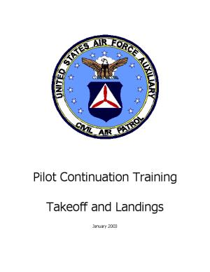 Pilot Continuation Training
