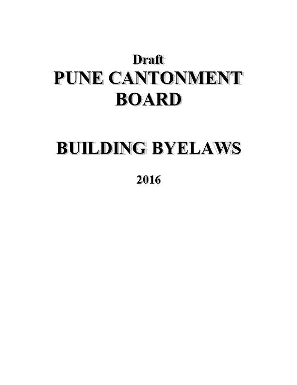 Pune Cantonment Board