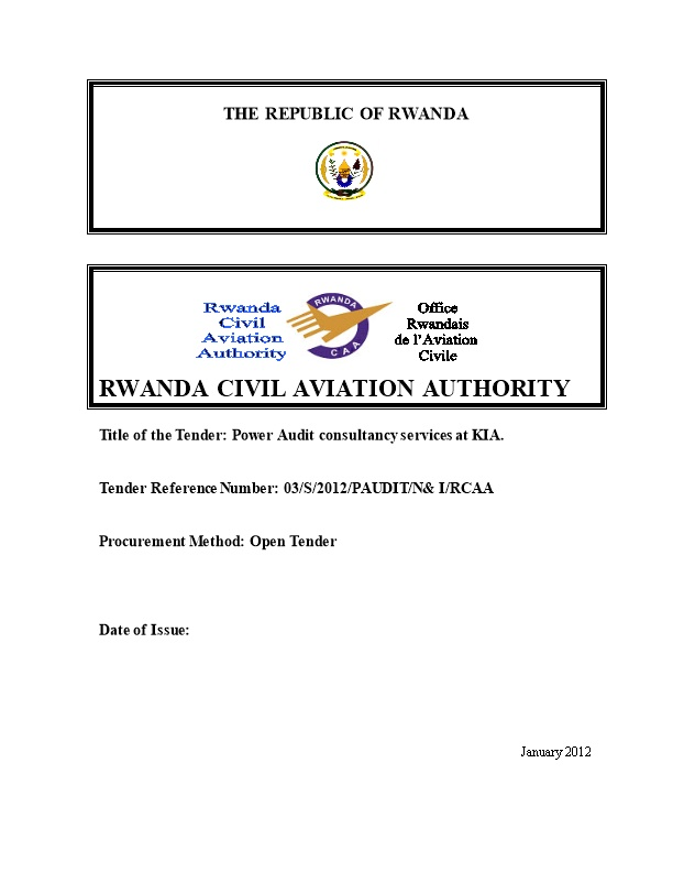 Rwanda Civil Aviation Authority