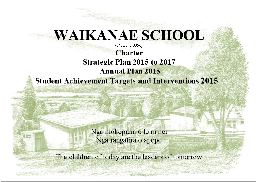 Student Achievement Targets and Interventions2015