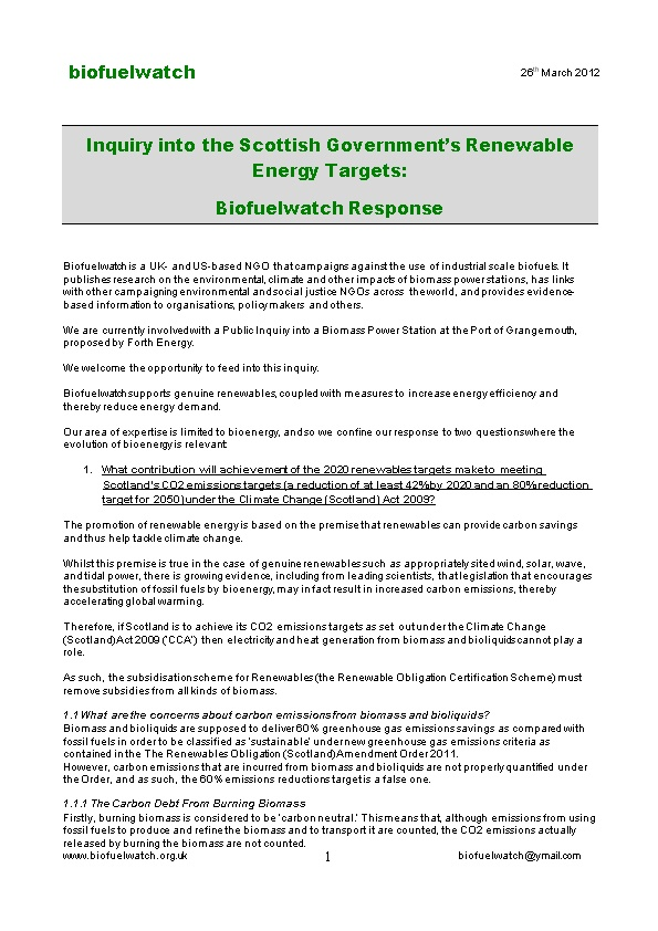 Sustainable Energy for All Or Sustained Profits for a Few