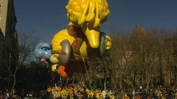 The Macy s Thanksgiving Day Parade has been marching since 1924