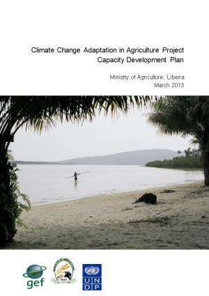 The Agriculture Adaptation Project