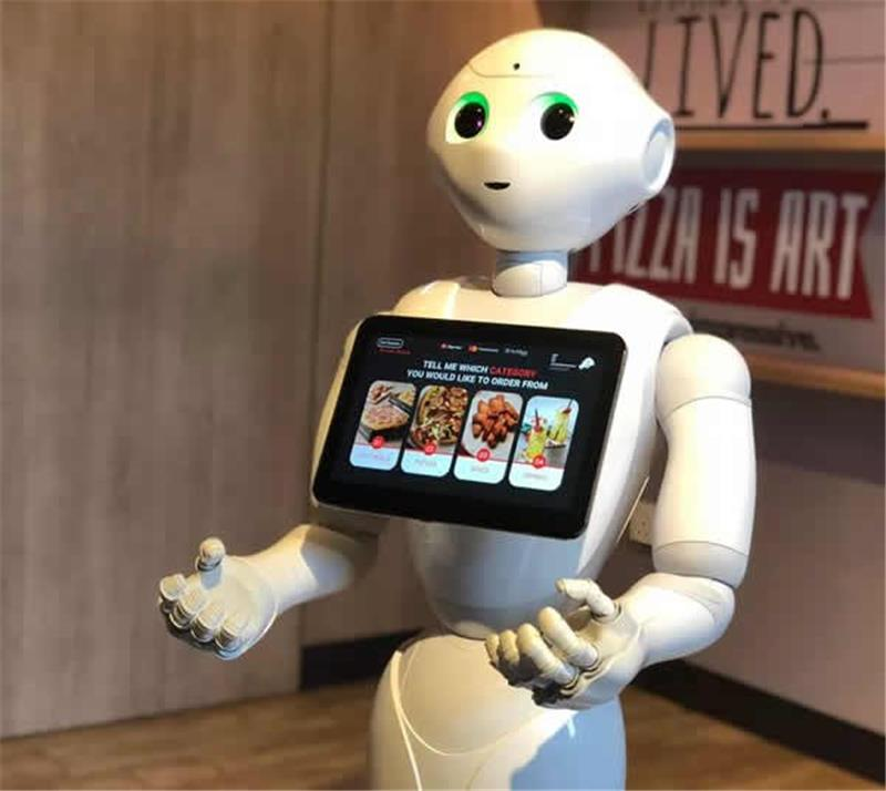 Pepper Robot Softbank Robotics