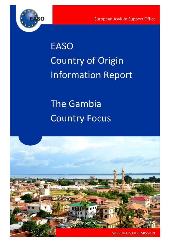 The Gambia Country Focus