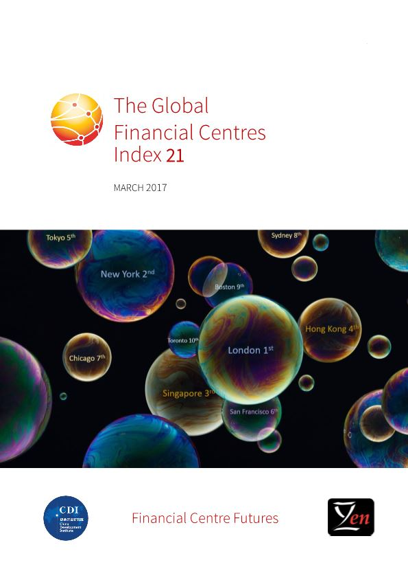 The Global Financial Centres Index 21