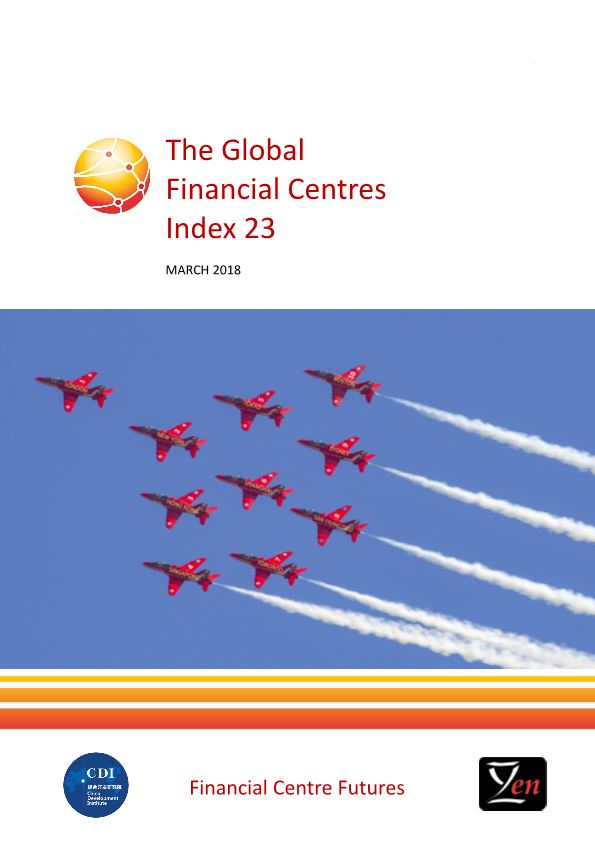 The Global Financial Centres (Index 23)