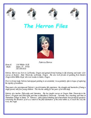 The Herron Files