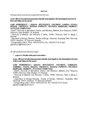 The Paper Which Can Be Found on Page 8925, with the Title