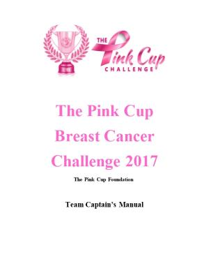 The Pink Cup Foundation